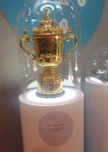 3D printed Replica Webb Ellis Cup by Siemens