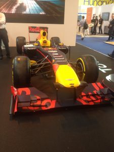 Automotive Engineering - Red Bull Race Car
